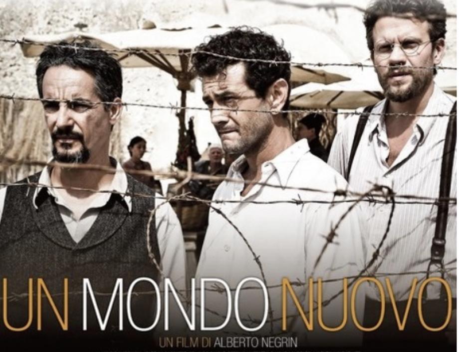 Un Mondo Nuovo Locandina Film