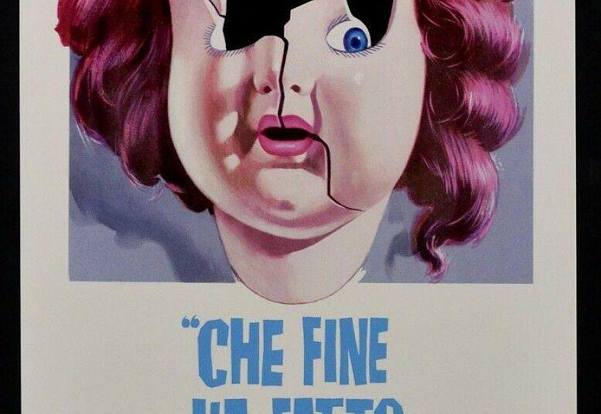 Che Fine Ha Fatto Baby Jane Locandina