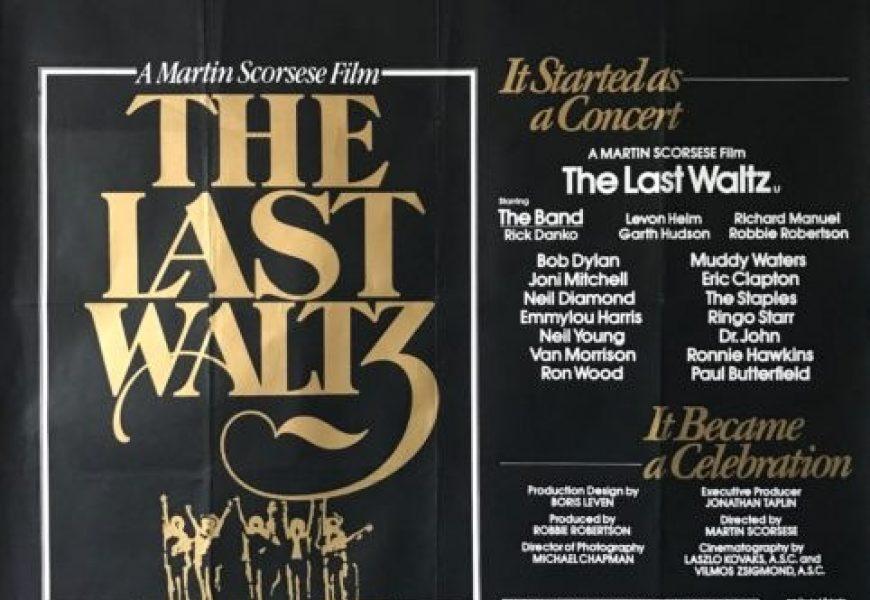 The Last Waltz Locandina 3631 482X364