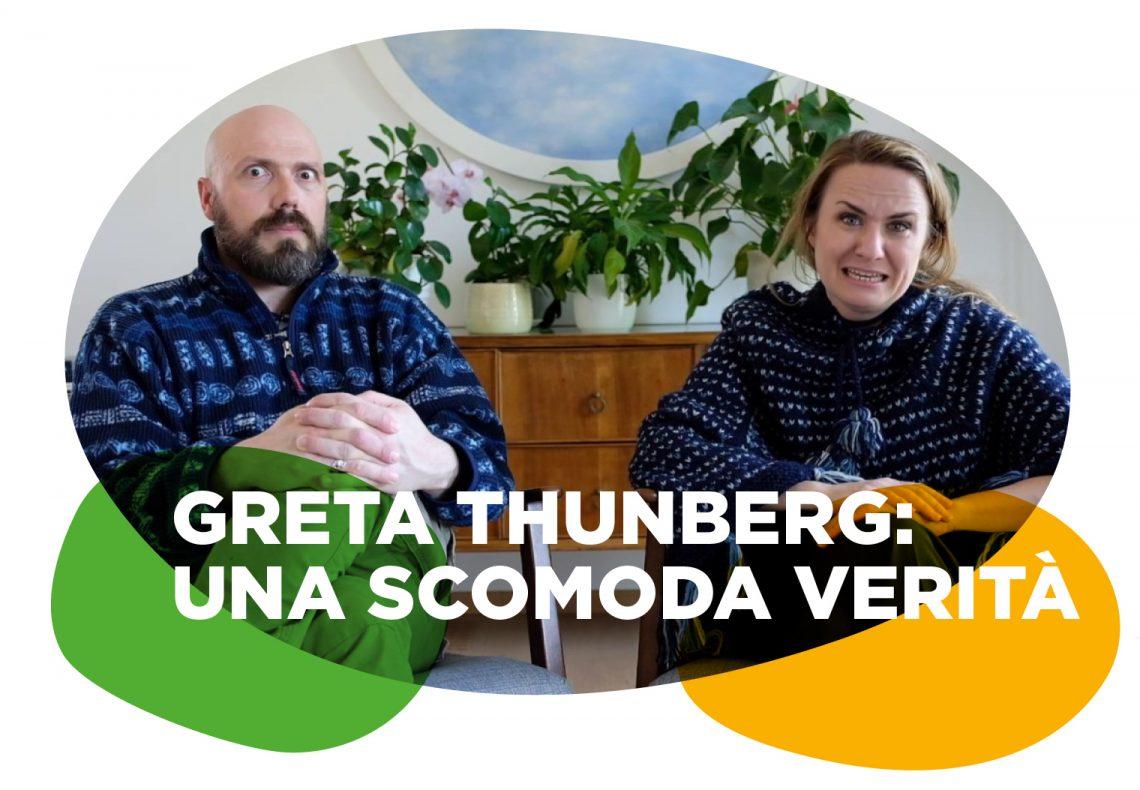 Civicamente Greta Thunberg