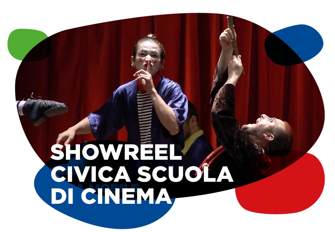 Civicamente Showreel Scuola Cinema