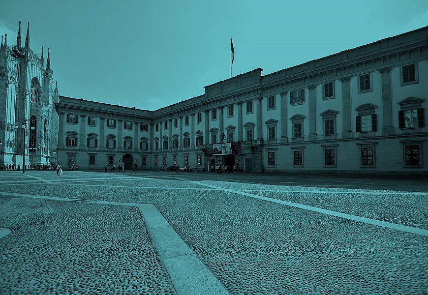Panoramica Palazzo Reale Wikicommons 2020