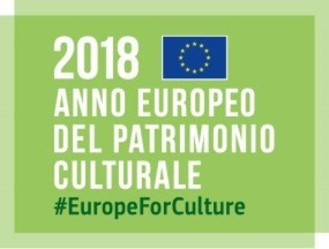 Anno Europeo del Patrimonio Culturale 2018